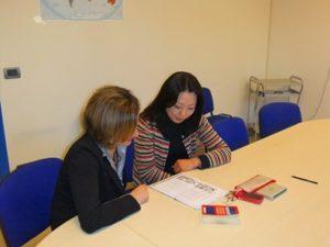 シチリア島のイタリア語教室