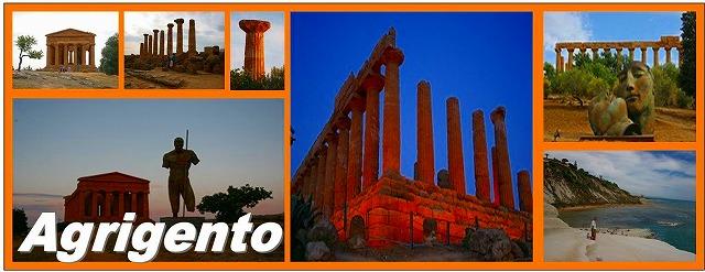 アグリジェントAgrigento観光情報ページ