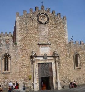 タオルミーナの大聖堂、ドゥオーモ