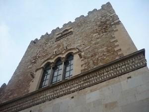 タオルミーナ、コルヴァイア宮殿