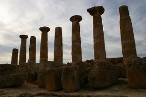 アグリジェント、ヘラクレス神殿