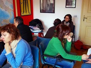 ミラッツォ(Milazzo)でイタリア語を学ぶ Laboling