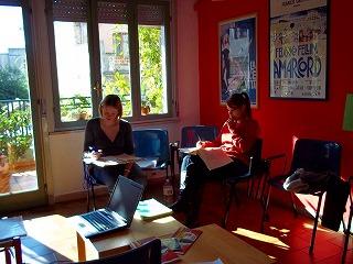 ミラッツォでイタリア語を勉強する