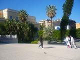 カターニアのベッリーニ庭園
