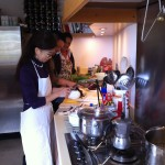タオルミーナ料理教室