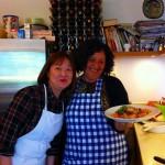 タオルミーナの自宅料理教室
