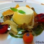 ラグーサのレストランLocanda Serafino