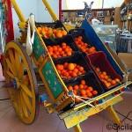 シチリアの伝統荷車、カレット・シチリアーノ