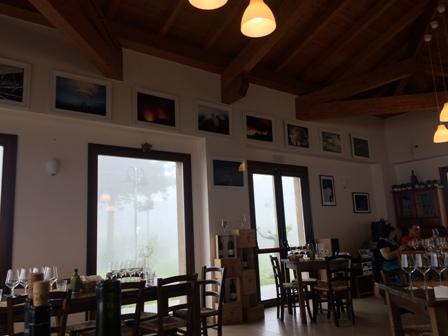 エトナ山の麓のワイナリー、ガンビーノ「Gambino」