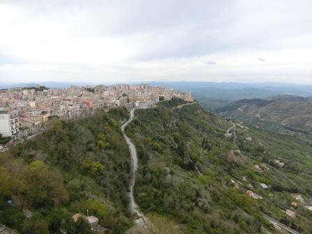 シチリアのへそ、エンナ「Enna」Part2