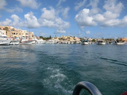 シチリアとアフリカの間にある島ランペドゥーサ島2