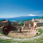 タオルミーナTaormina観光情報ページ