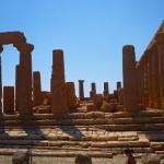 アグリジェント、ヘラ神殿