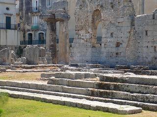 シラクーサ、アポロ神殿