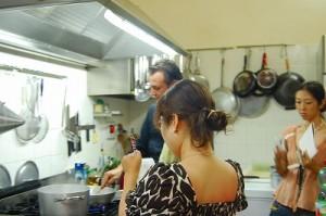 タオルミーナ発着シラクーサのマーケット訪問&料理教室