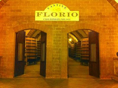 ワイナリー フローリオ(Florio)訪問