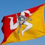 シチリアのシンボル、トリナクリア