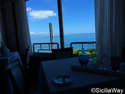 ミシュラン一つ星タオルミーナのレストランLa Capinera