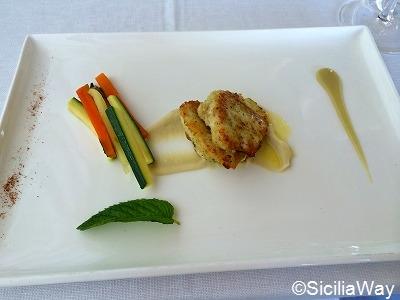 タオルミーナのお勧めレストランLa Capinera