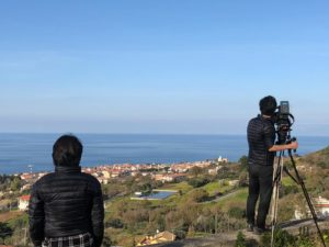 イタリア各地・シチリアで撮影、ロケコーディネート