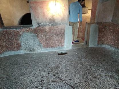 エトナの北東部のワイナリー、Tenuta di Fessina