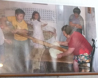シラクーサ近郊のアグリツーリズモで料理教室