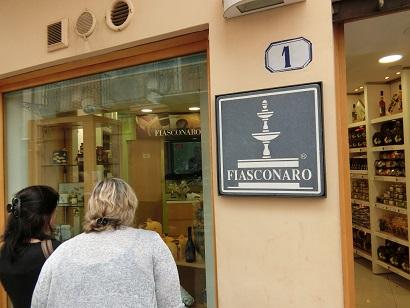 カステルボーノのカステッロとパネットーネ名店巡り