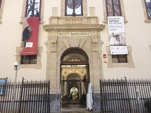 パレルモの州立美術館