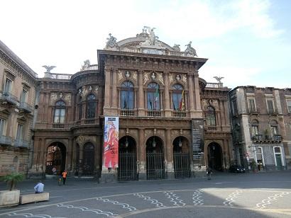 ベッリーニ劇場オペラ公演情報2020