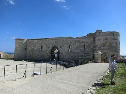 シラクーサのマニア―チェ城