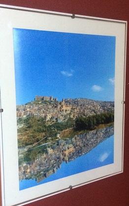 パレルモ近郊のカッカモ城
