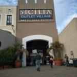 シチリアのアウトレットSicilia Outlet Village