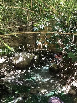 セジェスタの天然温泉