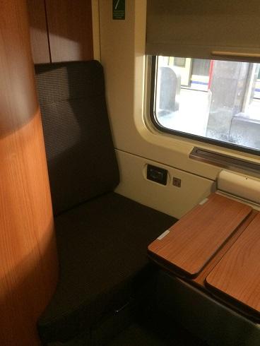 イタリア本土とシチリア間の寝台列車情報2